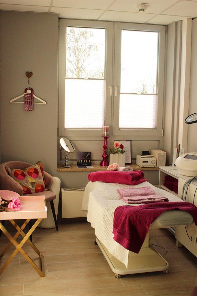 Behandlungsräume Gesichtsbehandlungen Kosmetikinstitut Martina Peschek