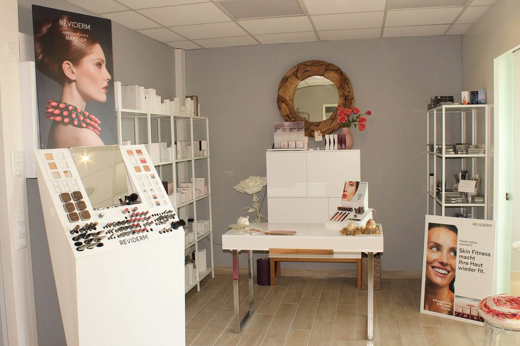 Geschäftsräume Kosmetikinstitut Martina Peschek
